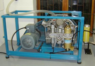 Bauer Compressors Purchasing