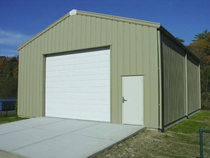 What are the dimensions of a double carport savings Garage building prices