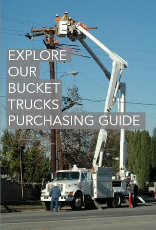 Bucket Trucks Purchasing Guide Purchasing